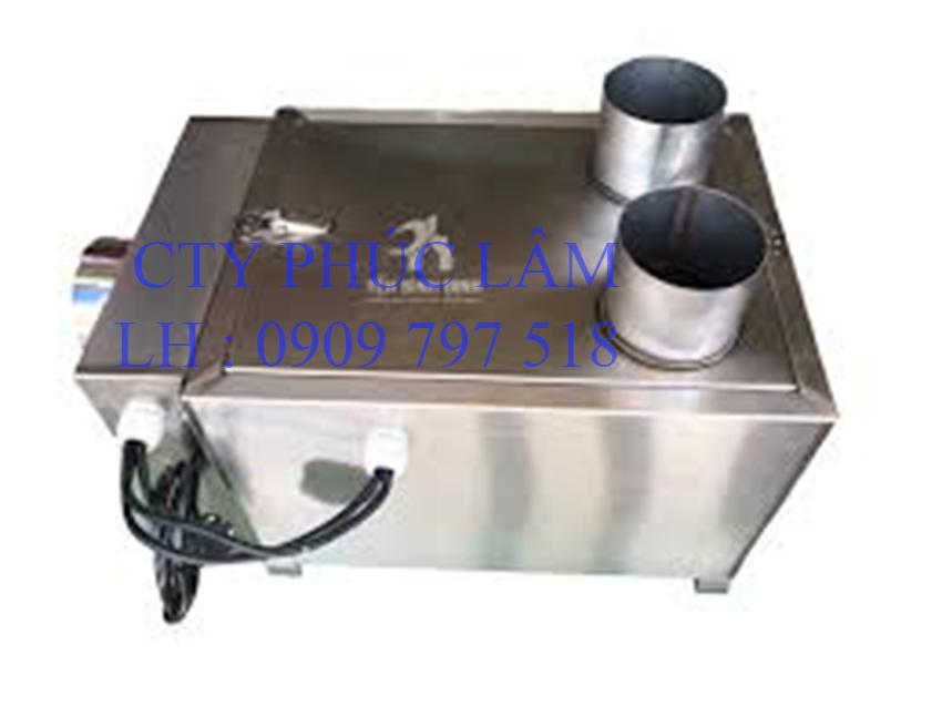 kỹ thuật lắp máy tạo ẩm nhà yến