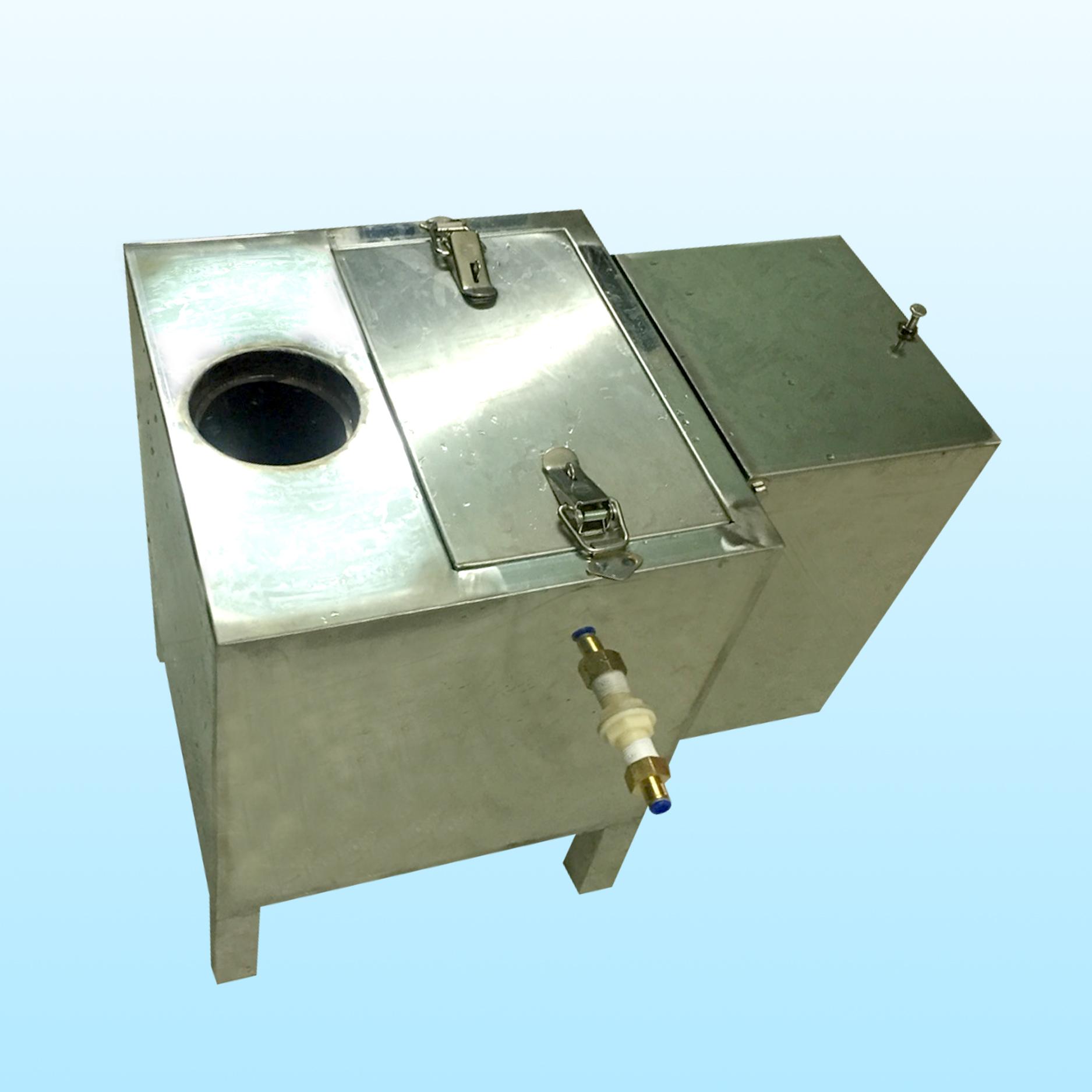 máy tạo ẩm vi sóng thùng inox 1 vỉ