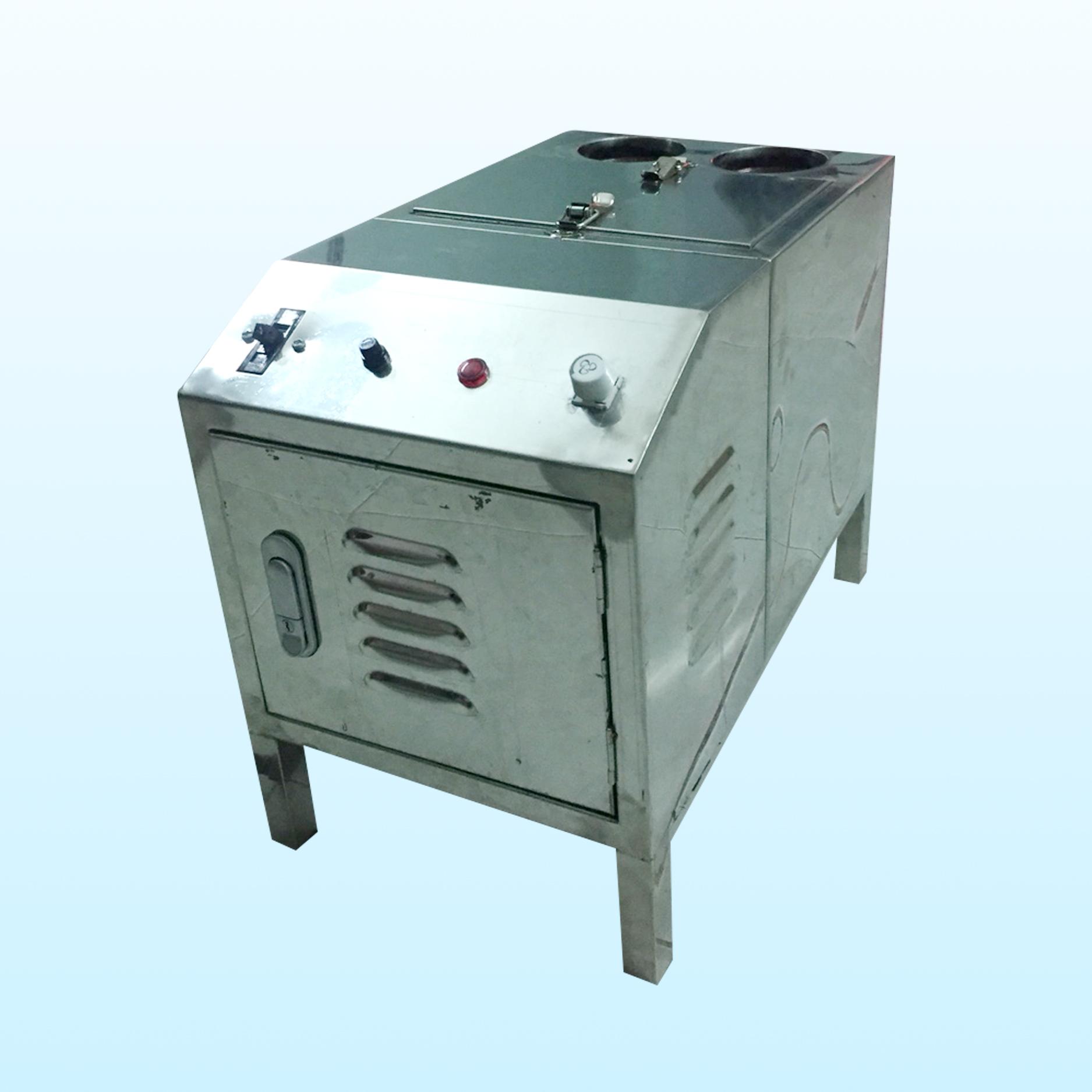 máy tạo ẩm vi sóng thùng inox 2 vỉ
